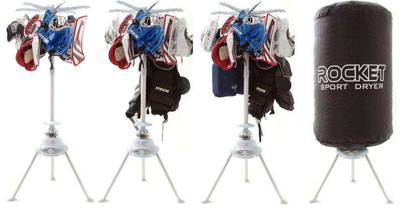 Rocket Sport Dryer Hockey Gear Hockey Drying Rack Hockey Equipment