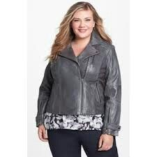 Ellen Tracy not only makes great plus size blouses and slacks, but makes terrific coats and jackets. Some designers *cough* Michael Kors*cough* just makes his stuff larger in all the wrong places. Ellen Tracy tailors her fit in all the right places. I feel sassy and smart in her clothes.