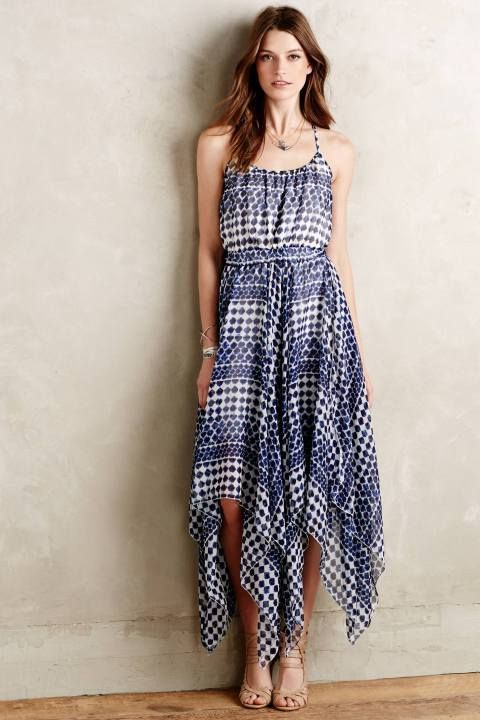 Anthropologie's New Arrivals: Dress Me Up - Topista