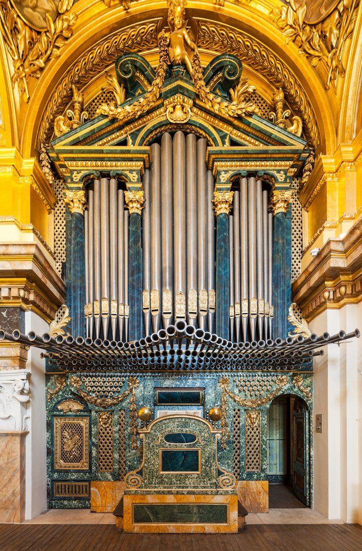 Capilla Palacio Real De Madrid Organ Music Cathedral Architecture Amazing Architecture
