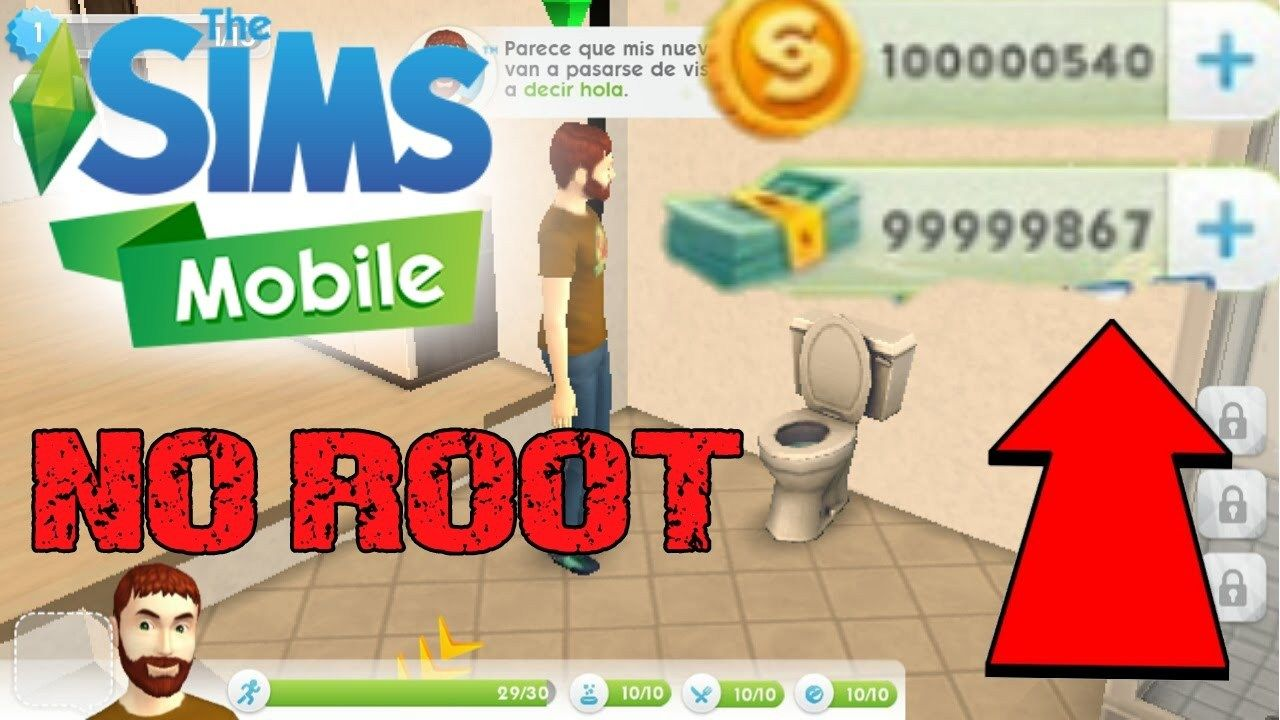 The Sims Mobile hack cheats