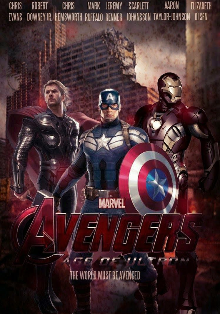 Avengers Age Of Ultron Stream English