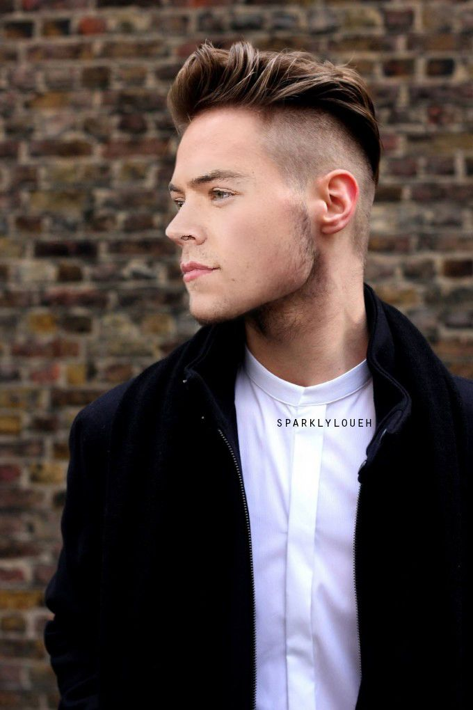 24++ Harry styles 2016 haircut information