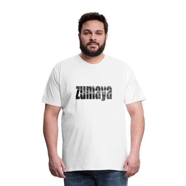 Camiseta turística de Zumaya
