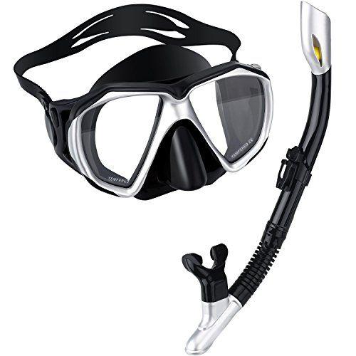 DAS Leben Scuba Freediving Mask Diving Snorkeling Mask Snorkel Set - http://scuba.megainfohouse.com/das-leben-scuba-freediving-mask-diving-snorkeling-mask-snorkel-set/