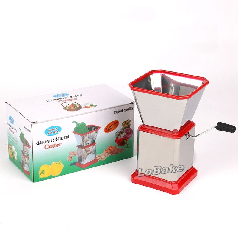 Latest Fashion Multifunctional manual vegetable pulper crusher blenders Salad Ice Vegetables Meat Grinder for kitchen tools(China (Mainland))