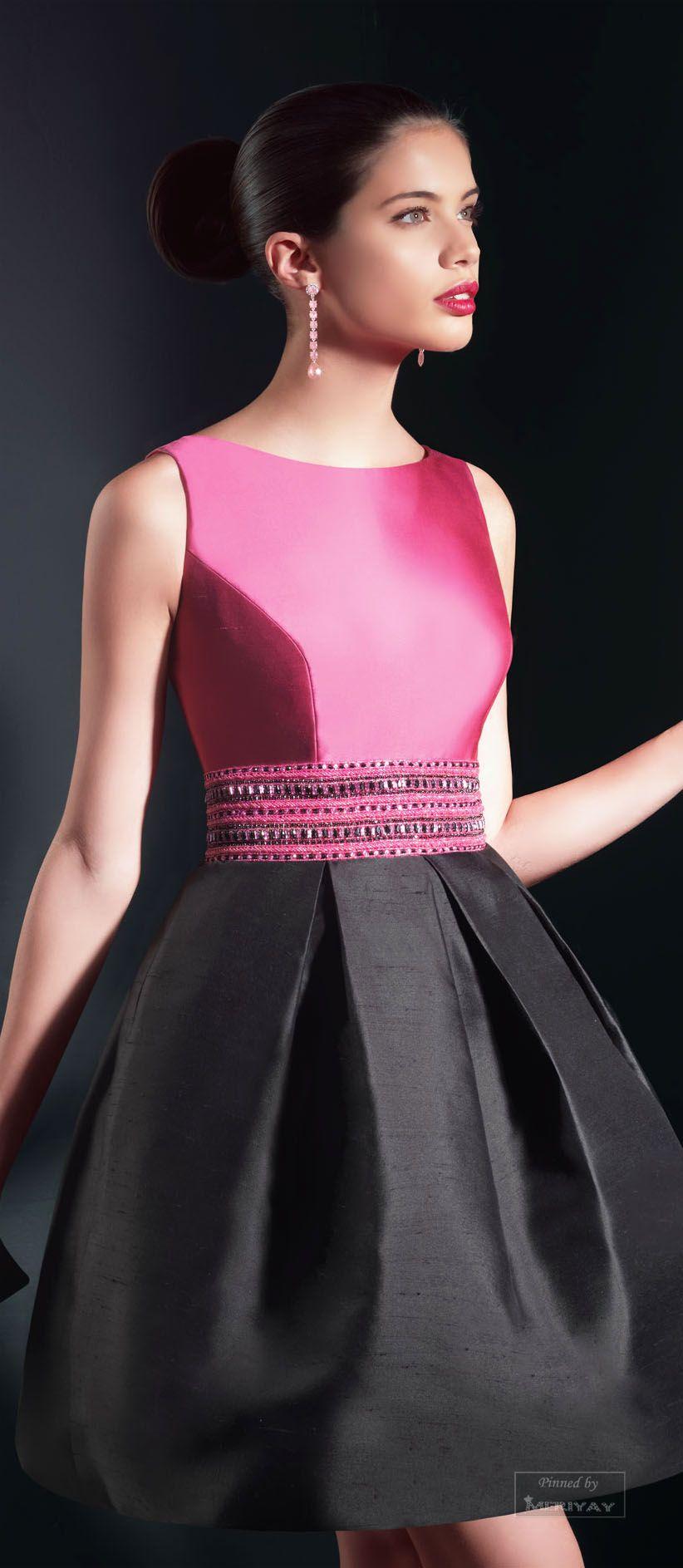 Rosa Clara. | vestidos de fiesta | Pinterest | Rosa clará, Rosas y ...