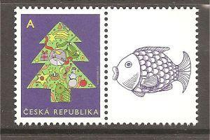 """Die Tschechische Post gab am 07.11.2012 zwei neue Sondermarken und ein Block zum Thema Kunstwerke auf Briefmarken, eine Buchstabenfreimarke """"A"""" mit Weihnachtsmotiv, ein Markenheftchen und zwei Inlandspostkarten heraus: http://sammler.com/bm/tschechien-neuausgaben.htm#07.11.2012"""