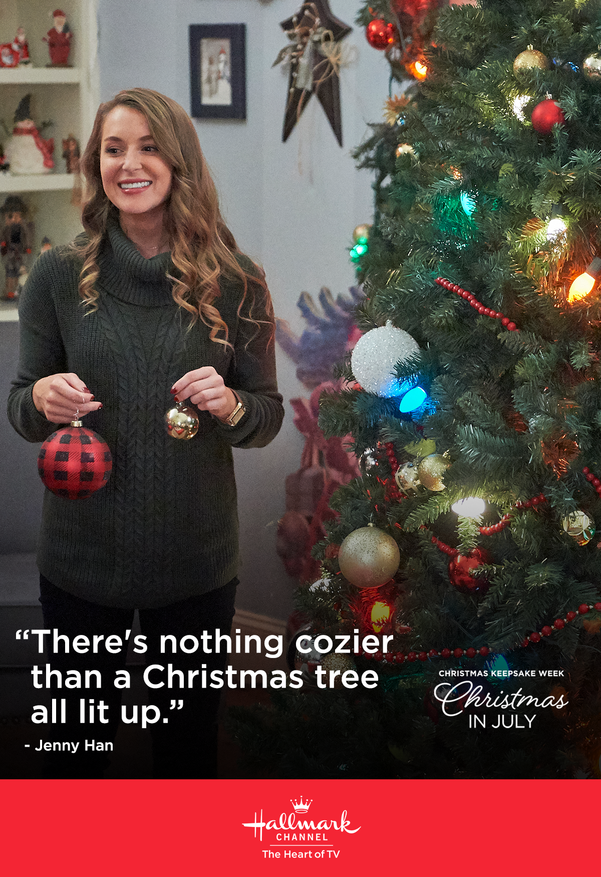 Christmas In July Hallmark Channel 2019.Celebrate Christmas In July With Your Favorite Holiday