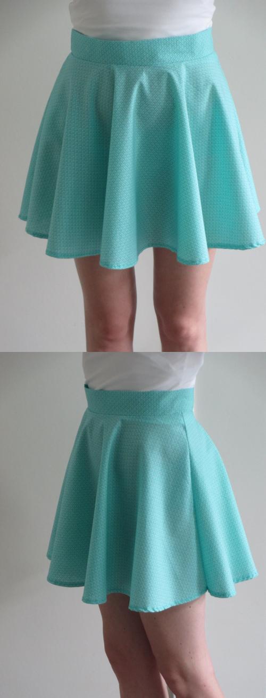 Arsy's DIY : Summer skirt!