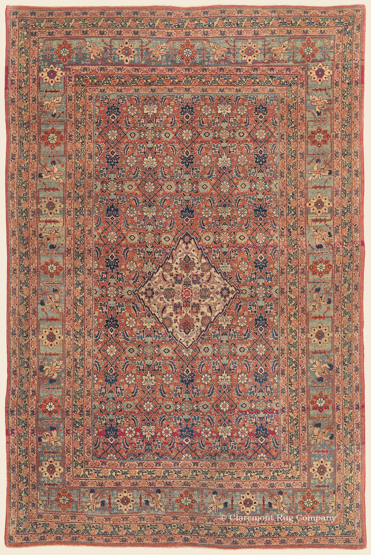 Antique Rugs Fine Persian Carpet Gallery Claremont Rug Company Rugs On Carpet Persian Carpet Antique Persian Carpet