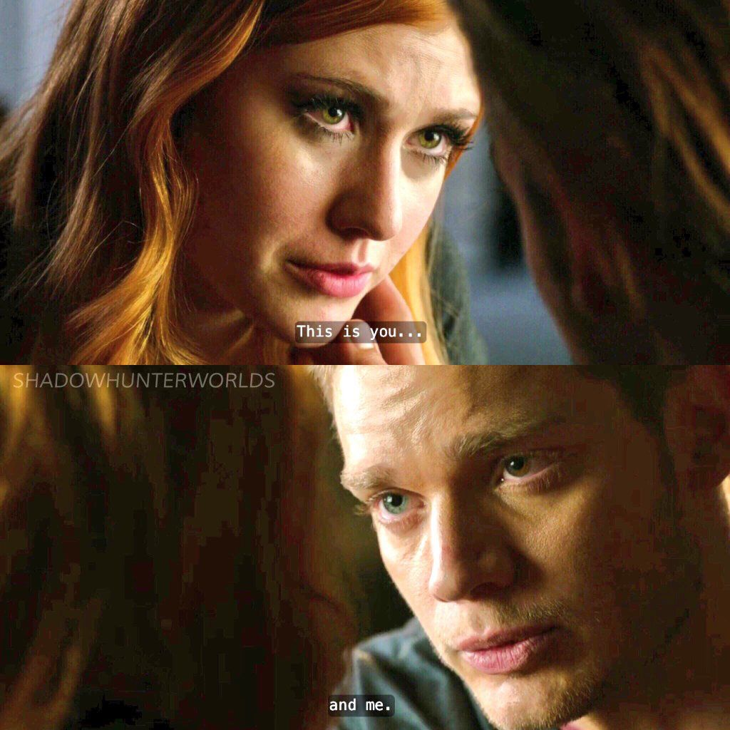 Shadowhunters Libros Shadowhunters Clary And Jace Shadow Hunters Cazadores