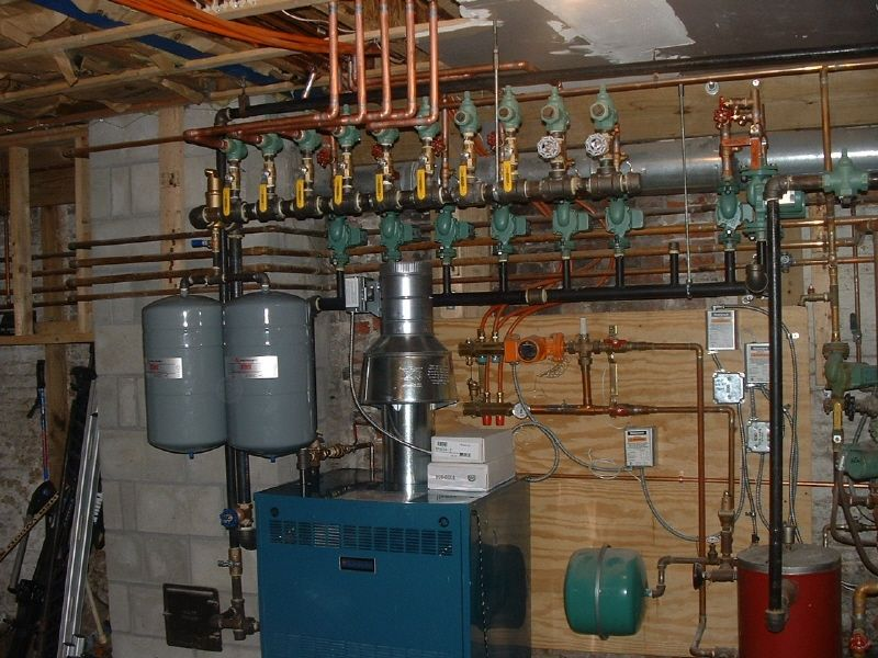 Hot Water Heating Explained Heating Systems Water