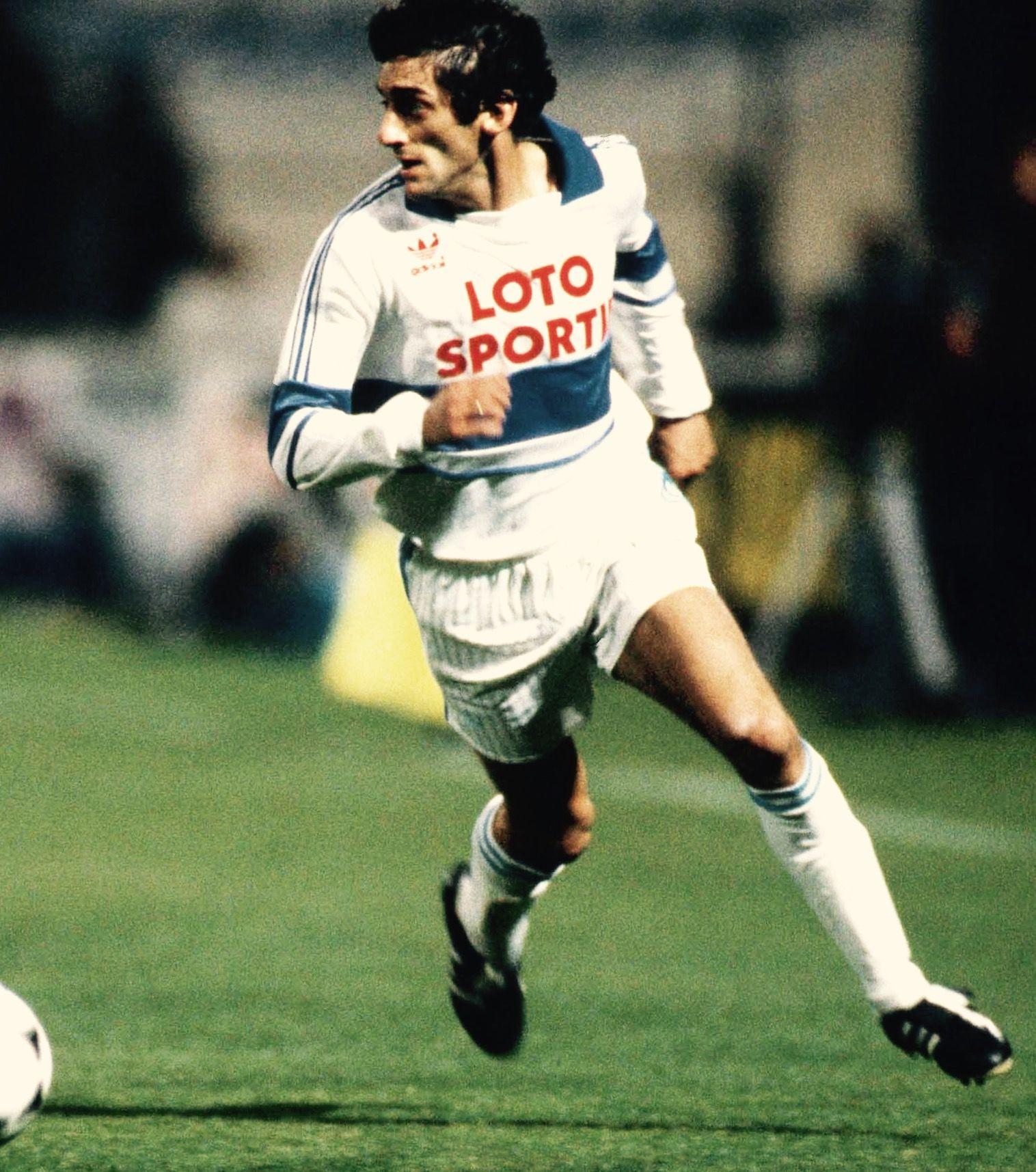 Enzo Francescoli Héros olympiens