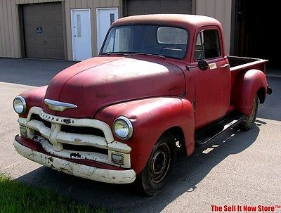 Ebay Chevrolet Other Pickups 3100 1st Series Pickup Truck Vintage Barn Find 1955 55 1st Series Classiccars Cars Usdeals Rssdata Net Carros