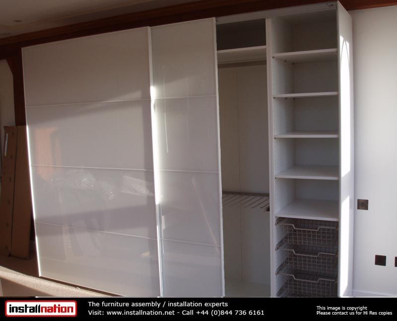 Ikea Pax Tonnes wardrobe (With images)