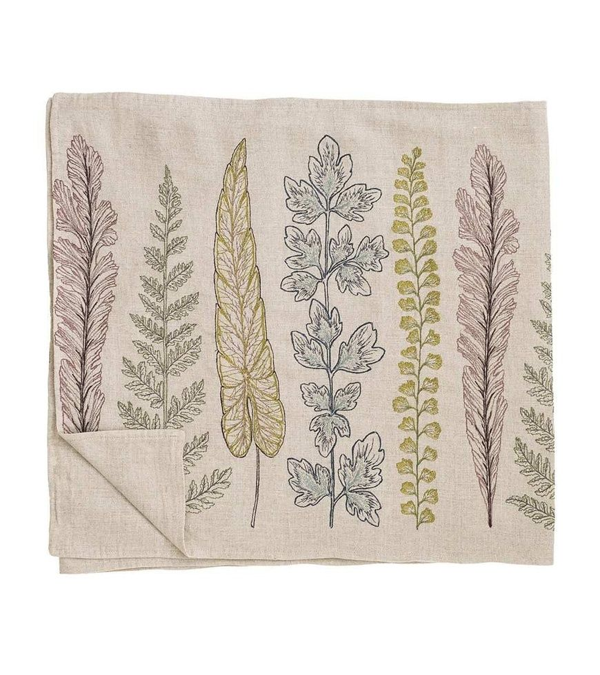 Coral & Tusk Plants Table Runner - ELLEDecor.com