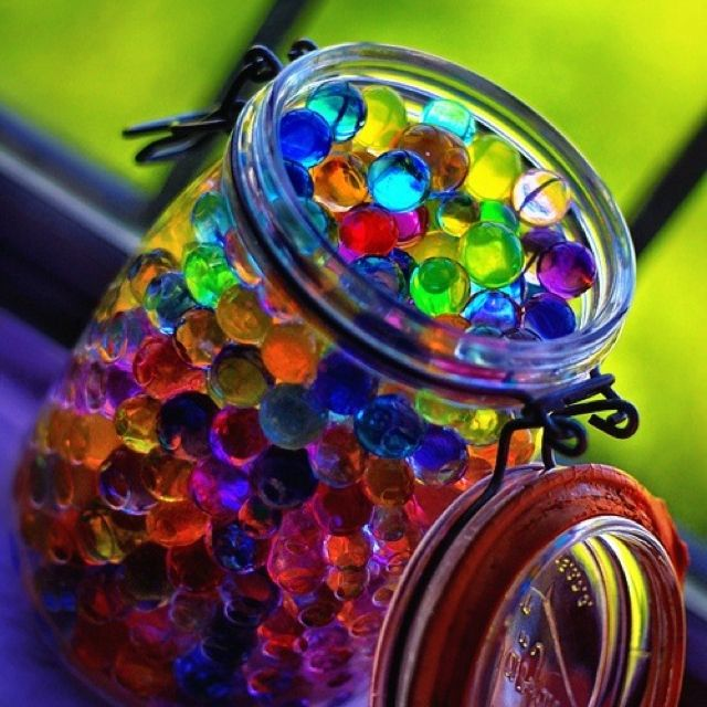 Orbeez i have like 5 containers in my room filled with - Cool things to have in your room ...