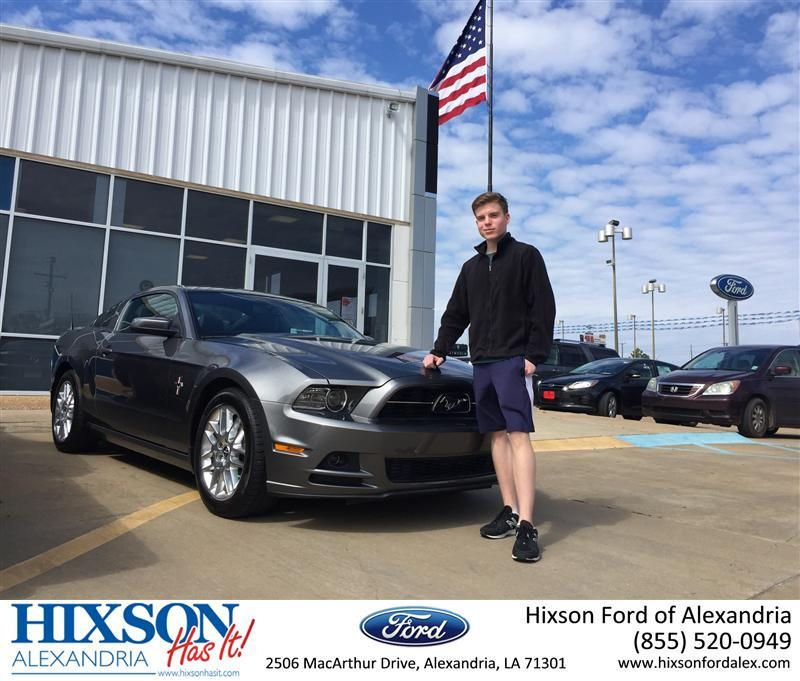 Congratulations to Kevin Tilley on your Ford Mustang