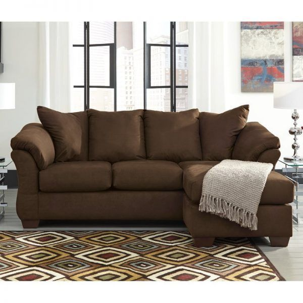 Sensational Huntsville Reversible Sectional Sofa With Chaise Love Sac Dailytribune Chair Design For Home Dailytribuneorg