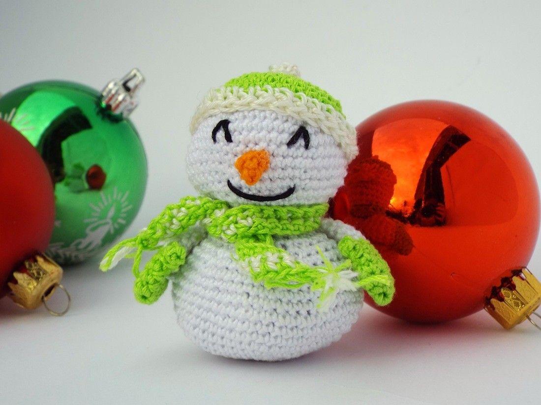 Amigurumi Schemi Italiano Gratis : Pupazzo di neve amigurumi schema natale pinterest crochet