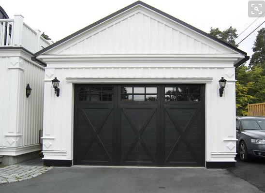 Follow Our Journey On Building Our Beautiful Hampton Modern Country Style Custom Built Home In Melbourn Garage Door Design House Exterior Carriage Garage Doors
