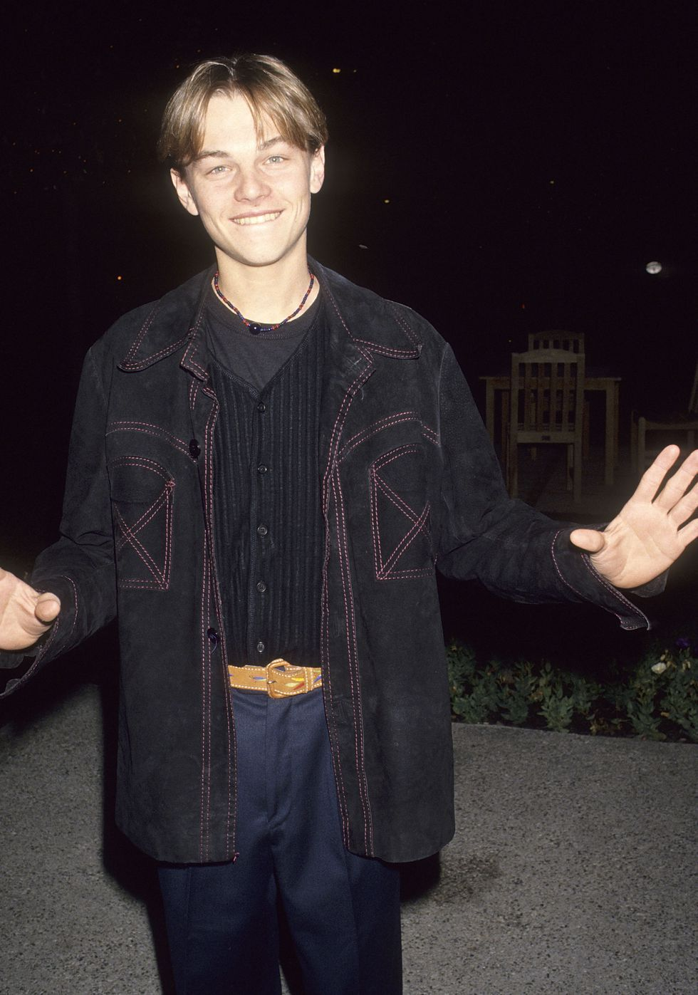 41 Awkward Leonardo DiCaprio Faces to Love #vintage