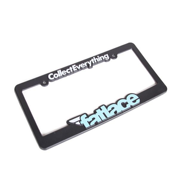 COLLECT EVERYTHING V2 LICENSE PLATE FRAME | Subi Wish List ...