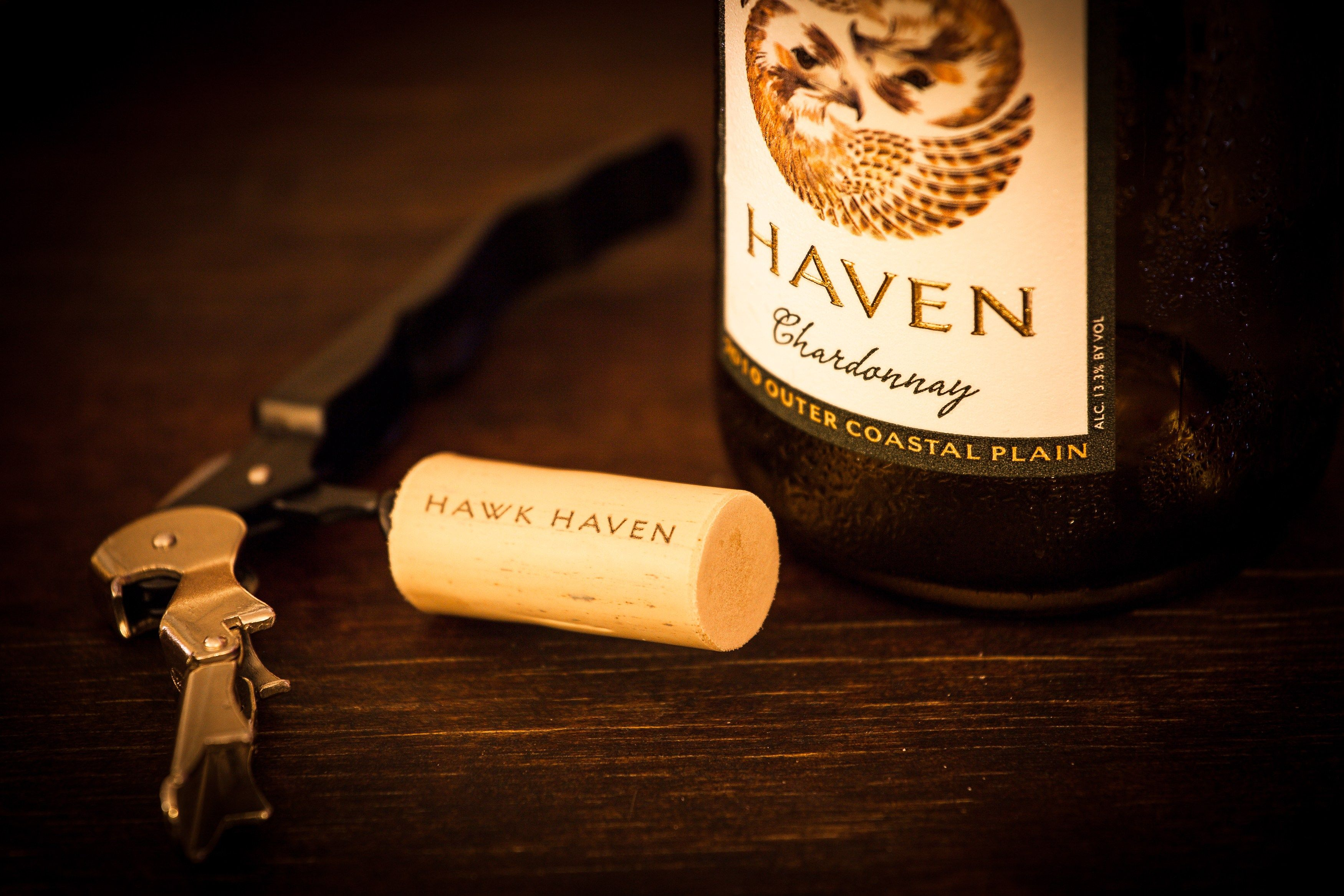 Hawk Haven Vineyard & Winery Rio Grand, Nj Wine