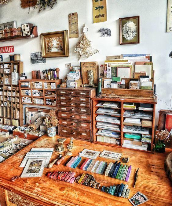 Organizing Homeoffice Ideas