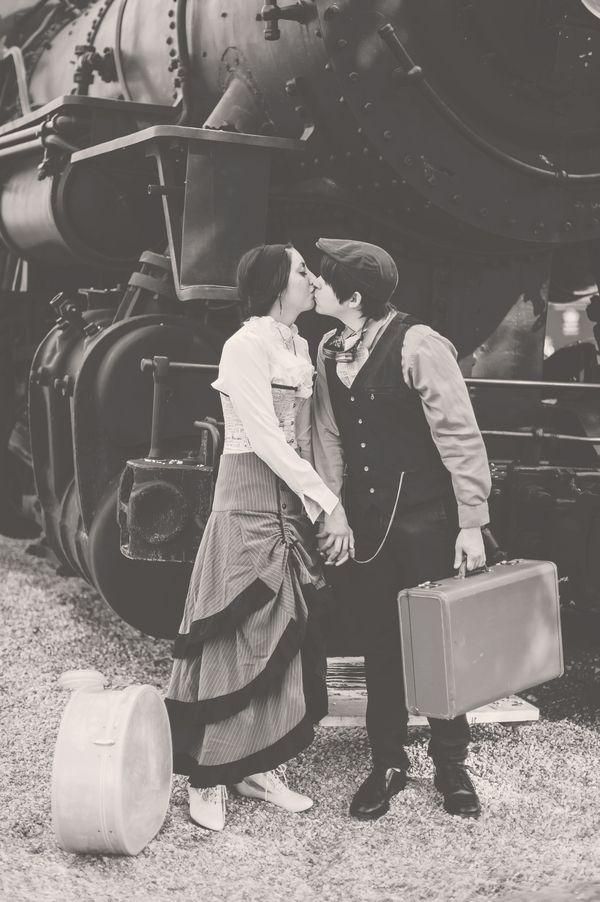 steampunk photographer utah