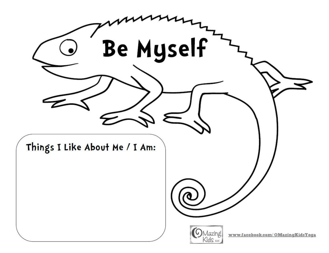 A Color of His Own & The Mixed Up Chameleon: Lesson Plan