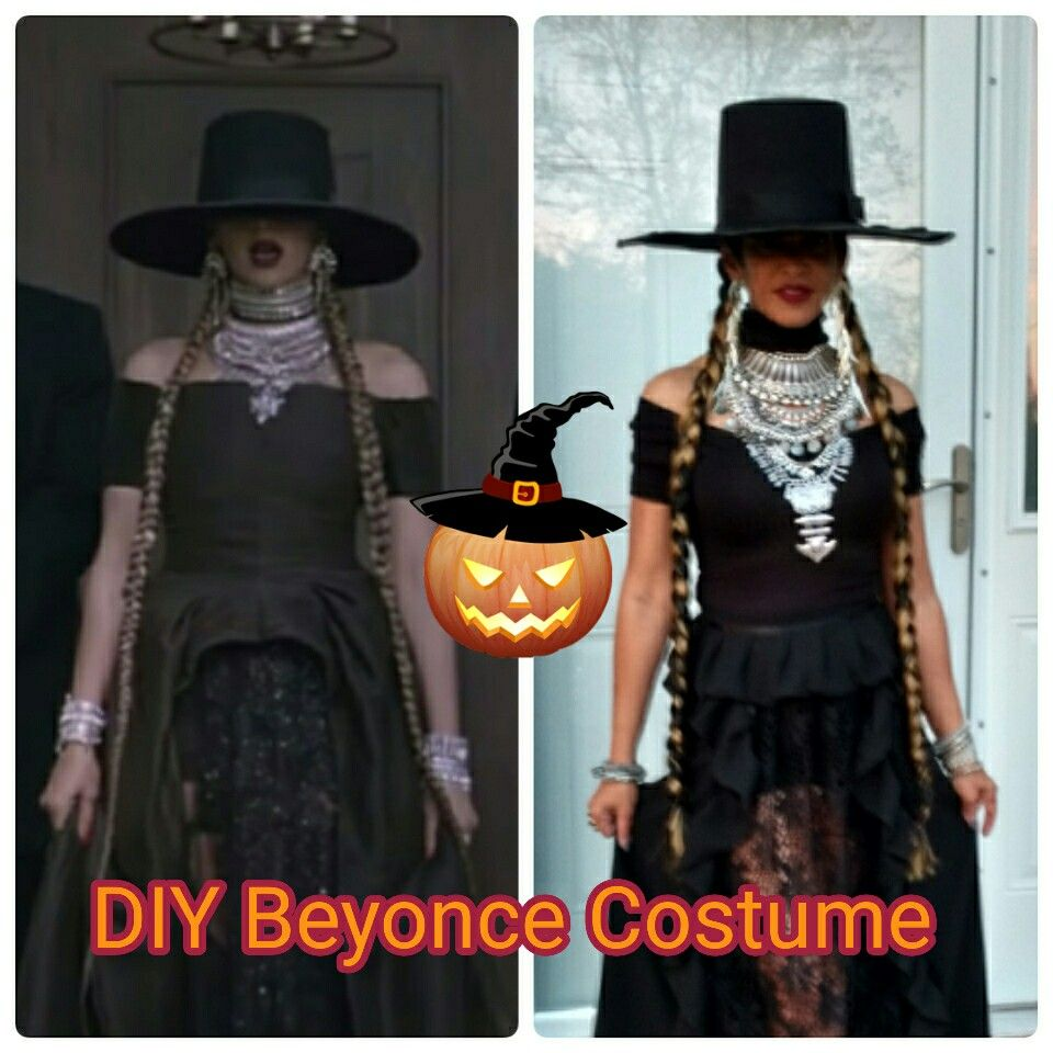 Diy Beyonce Costume 2017 Makeup
