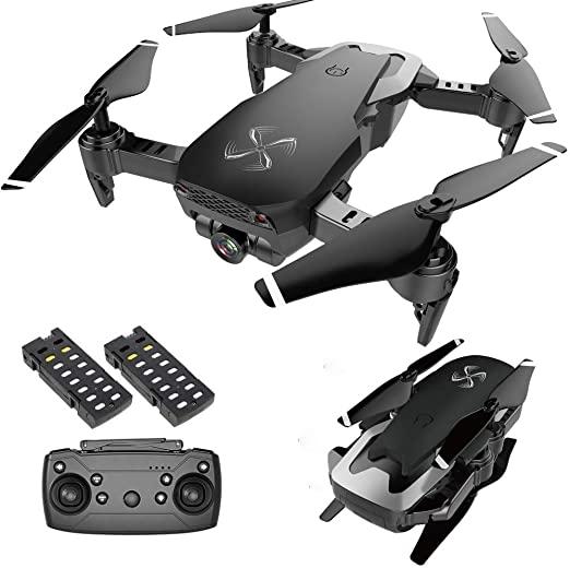 Amazon Com Drone With Camera Live Video Drone X Pro Xtreme Wifi Fpv Quadcopter With 120 Wide Angle 720p Hd Camera Foldable Drone Rtf