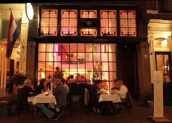 Max Restaurant Amsterdam Indonesian Meets Dutch Cuisine