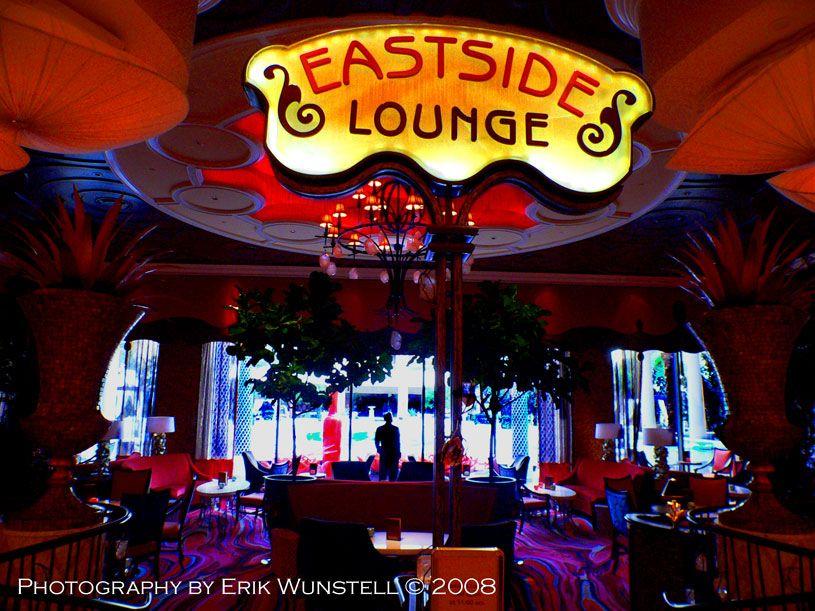 Eastside lounge inside wynn encore hotel dueling pianos
