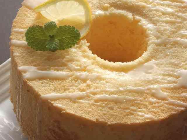 レモン シフォン ケーキ レシピ