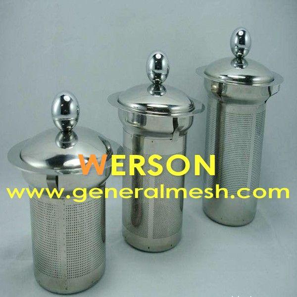 Generalmesh Rimed Wire Mesh Strainer Filter,Rubber Filter Washer ...