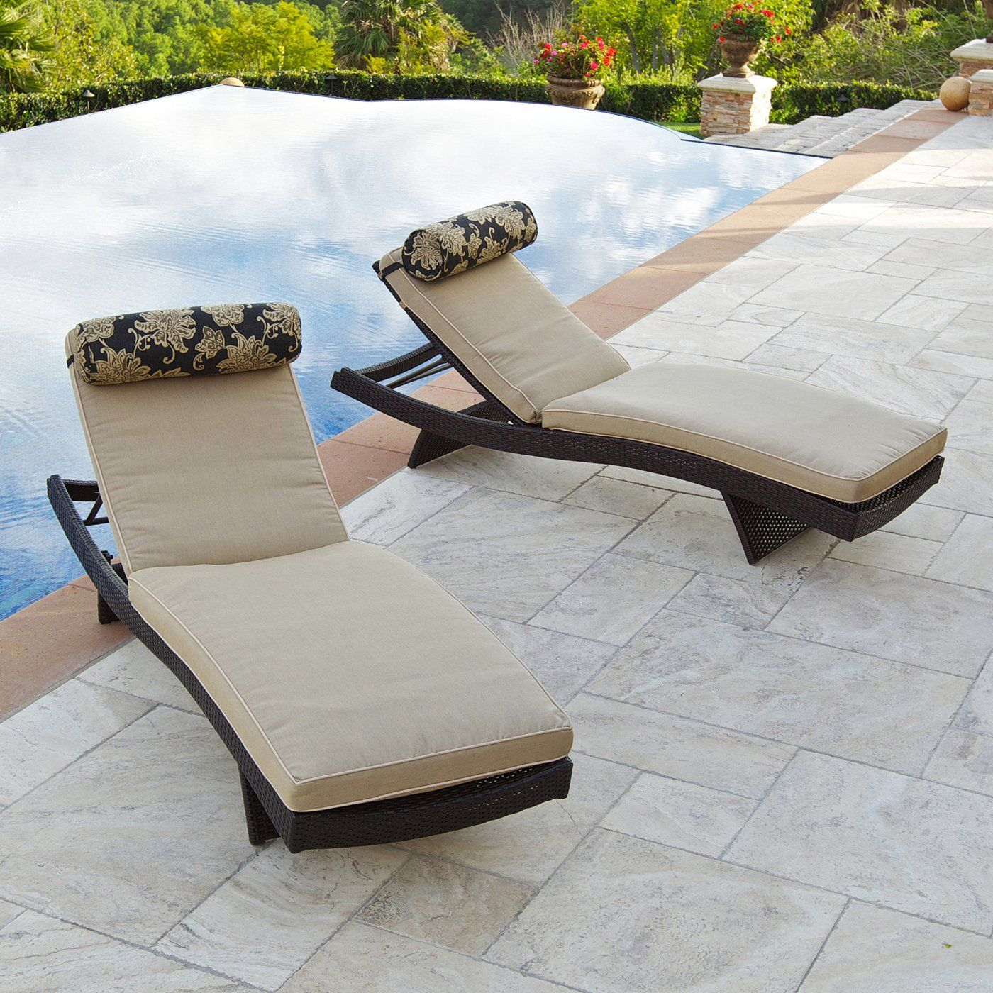 Rst Outdoor Op Pels 2del Matt Delano Wave Chaise Lounger With