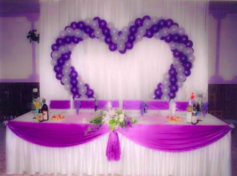 increibles adornos con globos para boda.¡originales diseños! | f°i°e