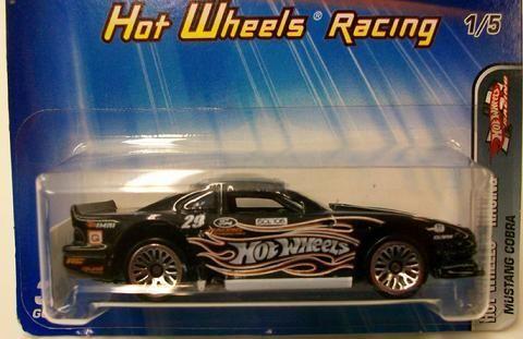 2005 Hot Wheels Racing Mustang Racing Item Price $1