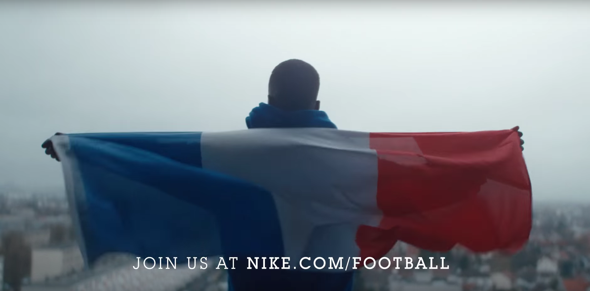 nike french tv