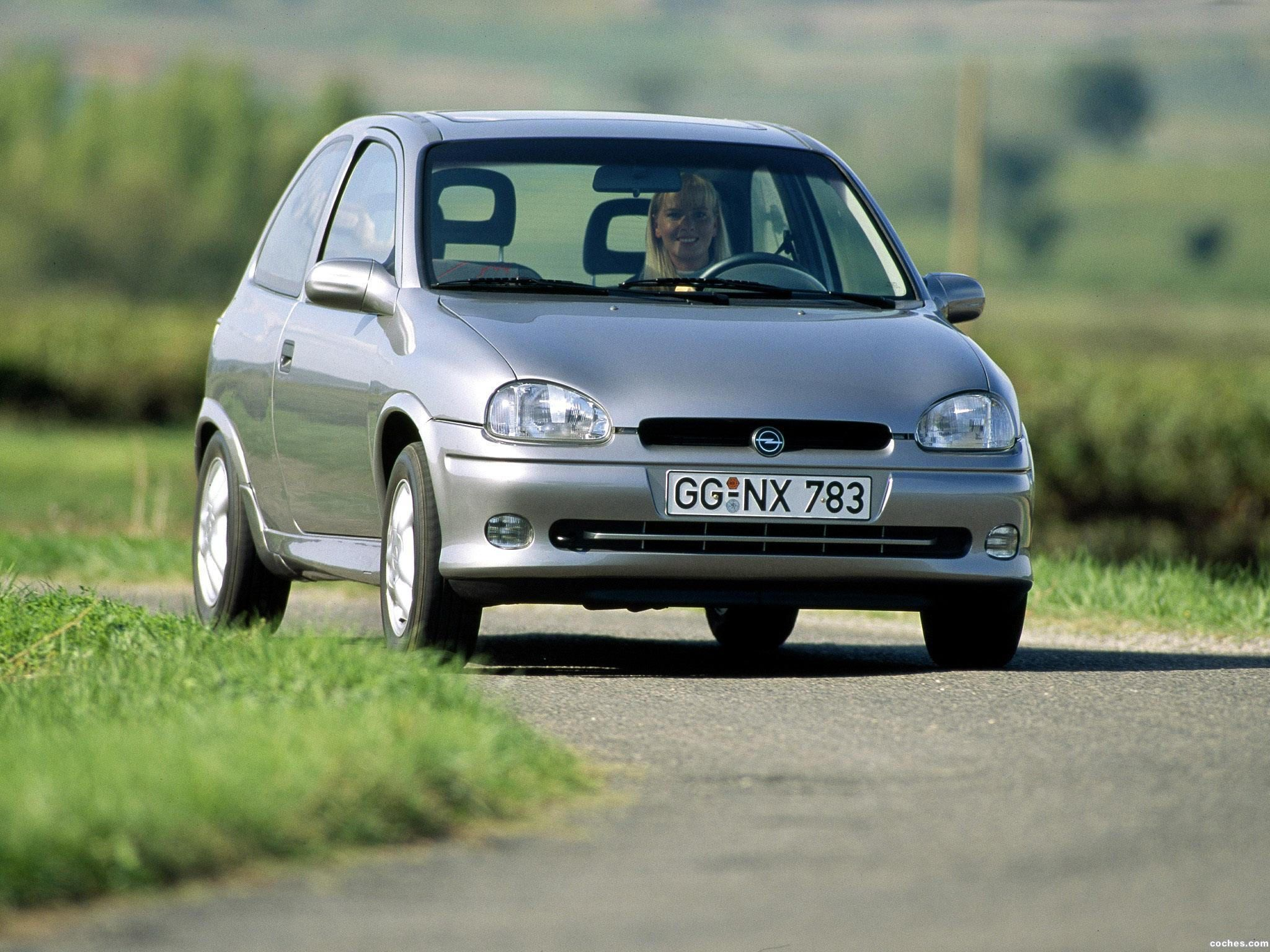 Corsa Gsi With Images Opel Corsa