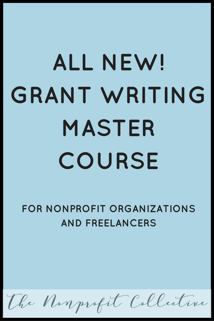 Grant Writing Master Course | Marketing | Grant writing