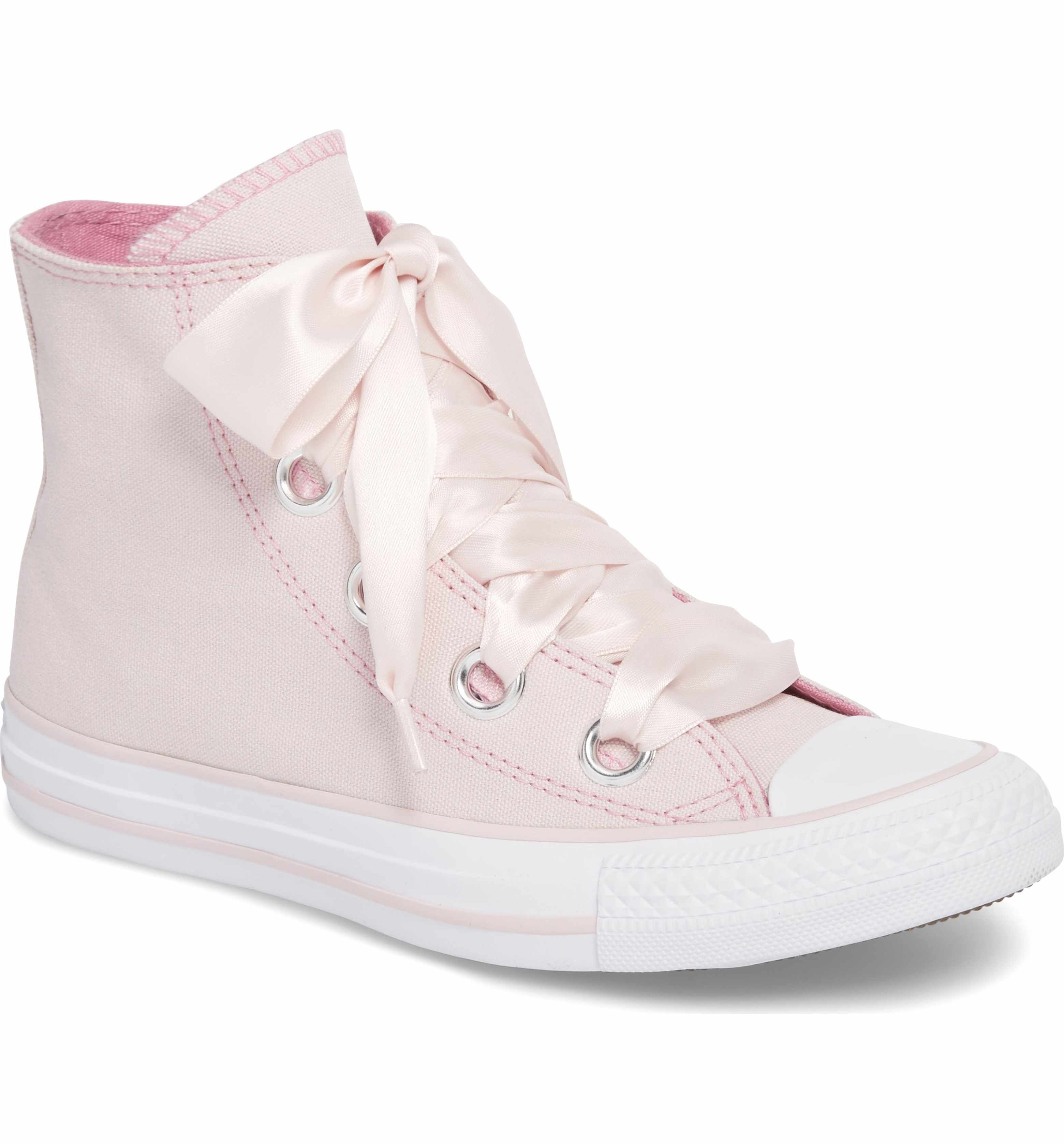 1f3217e1b5ae Main Image - Converse Chuck Taylor® All Star® Big Eyelet High Top Sneaker  (Women)