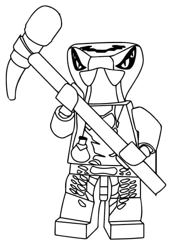 20 ninjago ausmalbilder für kinder  die besten ninjago