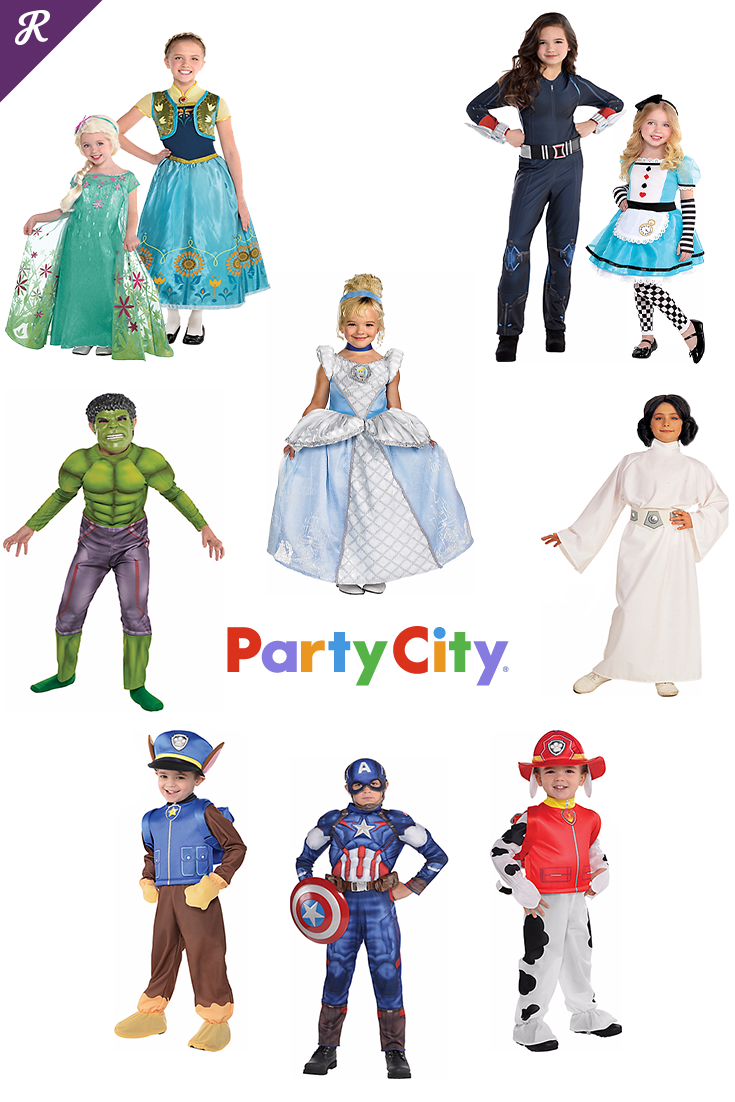 2015 Popular Kid Halloween Costumes: Party City Tells All ...