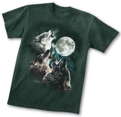 3 wolf t shirt