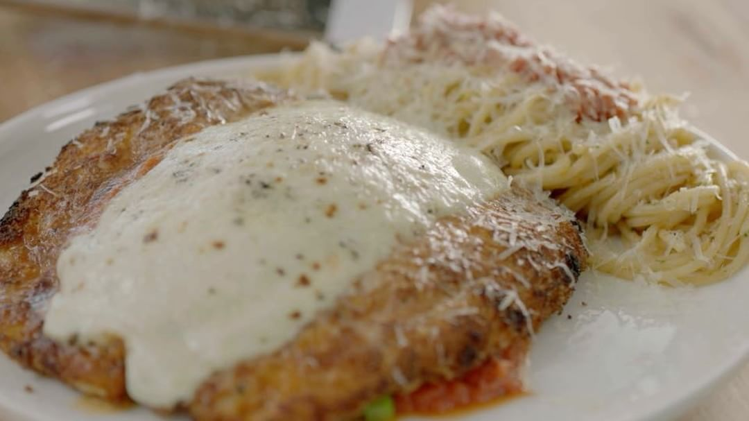 Gordon Ramsey Chicken Parm Chicken Parmesan Recipes Gordon Ramsey Recipes Gordon Ramsay Recipe