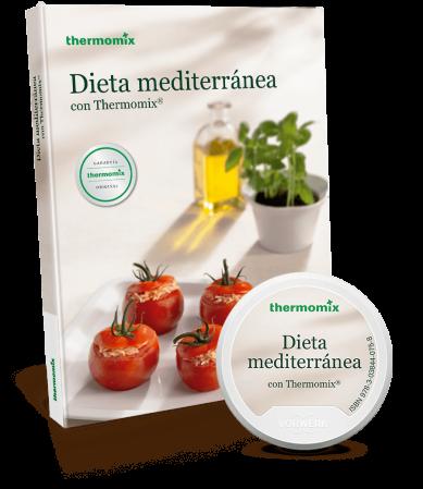Pack Libro digital + papel - Dieta Mediterránea